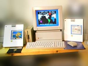 Apple IIGS 300