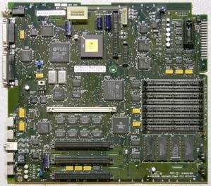 Carte mère Mac IICx