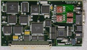 Quadra840AV Carte Modem